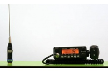 President Johnny III USA 12/24 V CB Radio