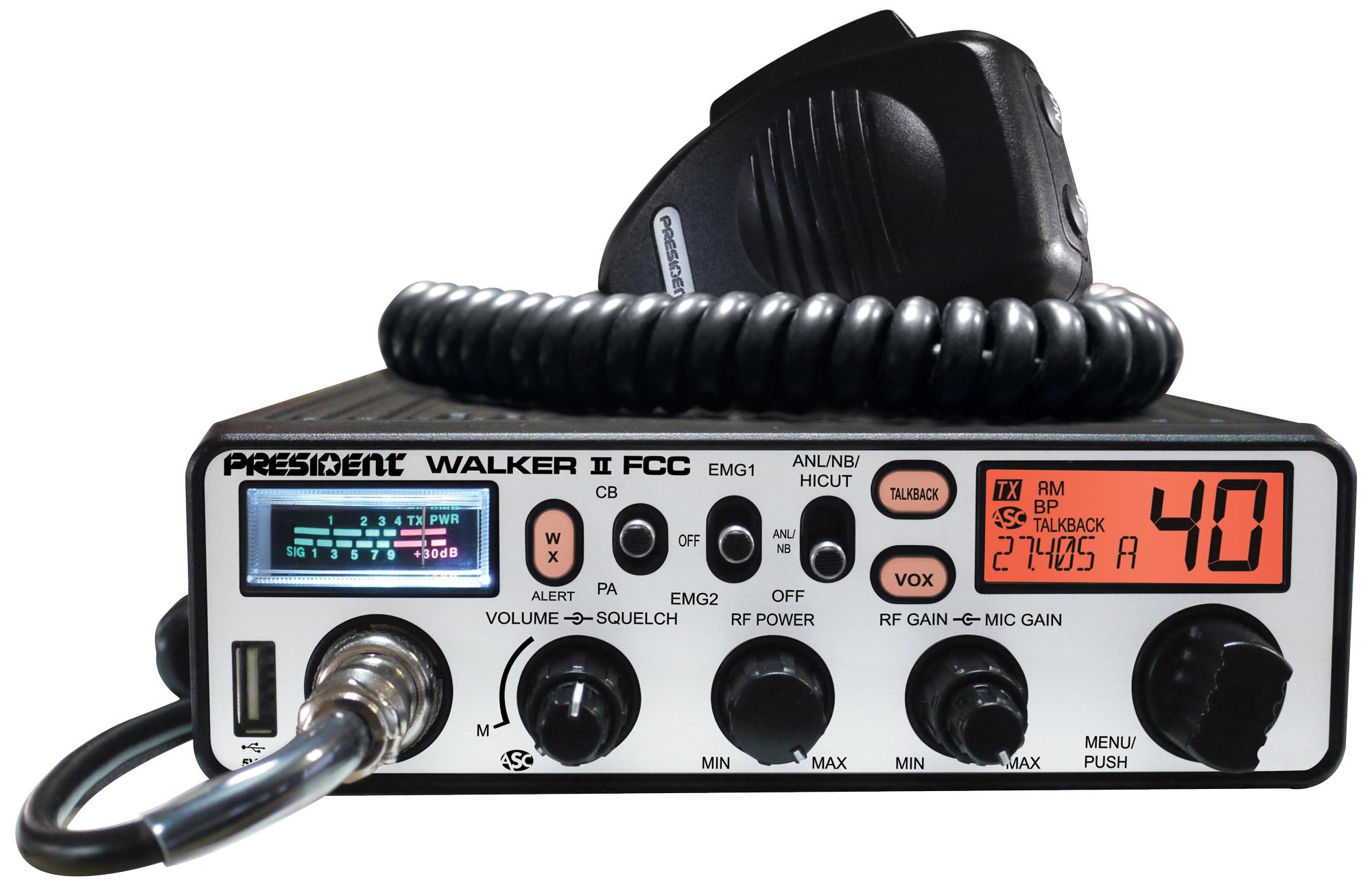 "PRESIDENT ELECTRONICS /""FLORIDA UP/"" MAGNETIC MOUNT  CB RADIO ANTENNA"